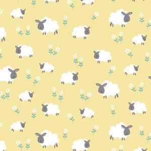 Sheep Meadow Yellow 2018 Counting Sheep