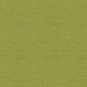 Makower 1473 G6 Linen Texture Green Moss