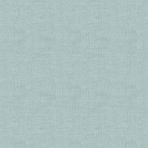 Makower 1473 Linen Texture B4 Duck Egg Blue