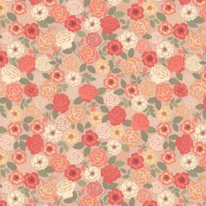 Peach Wild Rose FLO9.3