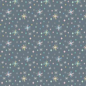 Retro stars on Grey A289.3