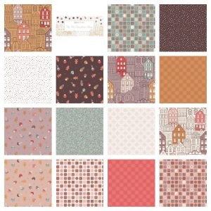 The Old Chocolate Shop 10 Inch Squares