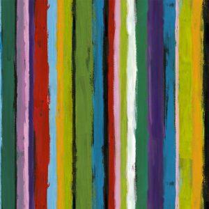 Painters Stripe Teal dcx9065