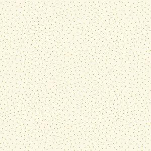 Yultide Cream Gold Metallic Spot 2247 Q